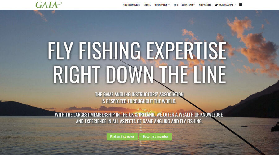 The Game Angling Instructors' Association