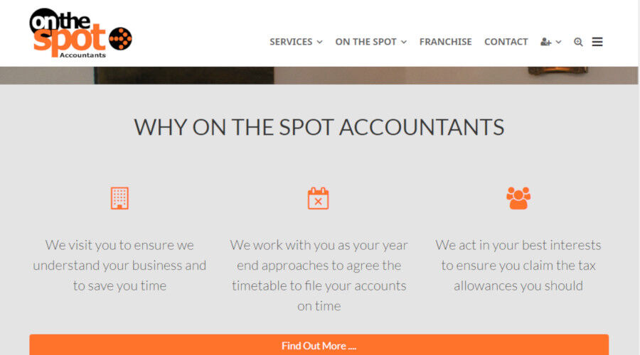 On The Spot Accountants