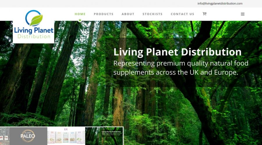 Living Planet Distribution