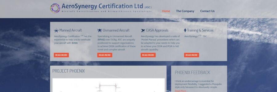 AeroSynergy Certification Ltd