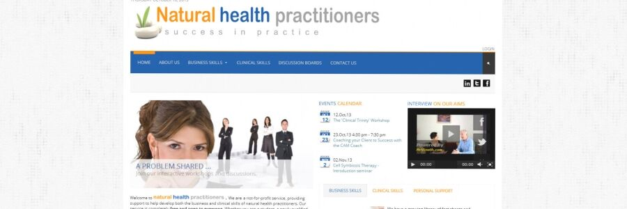 Natural Health Practitioners